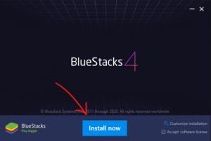 Bluestacks for Windows