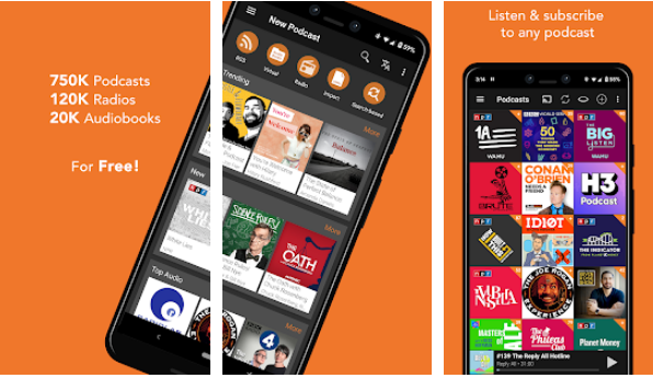 download podcast addict for,pc 2