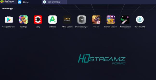 HD Streams for Windows