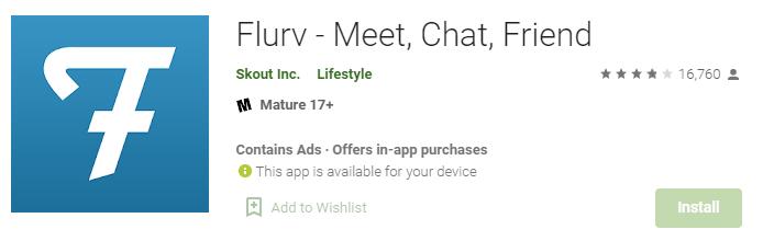 Flurv app