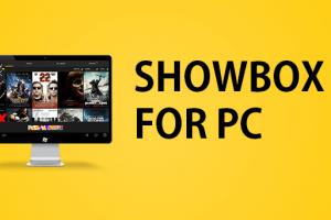 showbox for PC