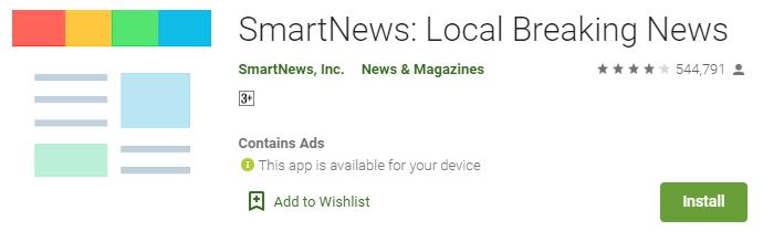 SmartNews for Windows
