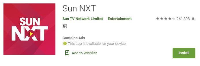 Sun NXT for Windows